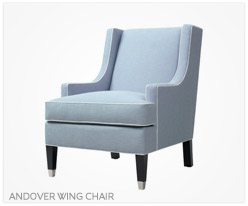 Fine Furniture Andover Wing Chair