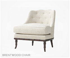 Fine Furniture Brentwood Chair