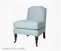 Fine Furniture Charlotte Chair