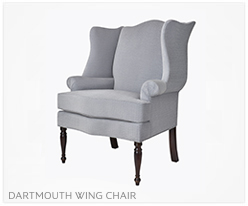 Fine Furniture Dartmouth Wing Chair