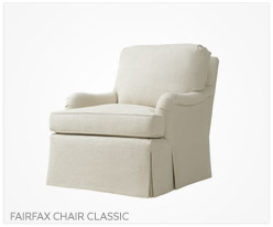 Fine Furniture Fairfax Chair Classic