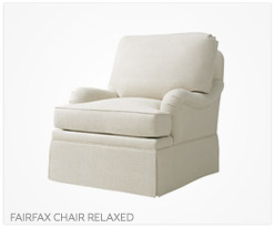 Fine Furniture Fairfax Chair Relaxed