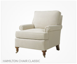 Fine Furniture Hamilton Chair Classic