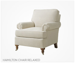 Fine Furniture Hamilton Chair Relaxed