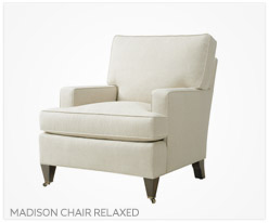 Fine Furniture Madison Chair Relaxed