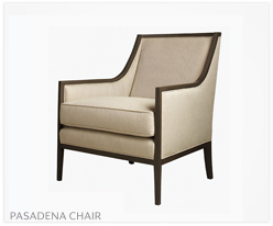 Fine Furniture Pasadena Chair