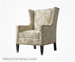 Fine Furniture Princeton Wing Chair