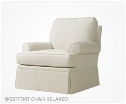 Fine Furniture Westport Chair Relaxed