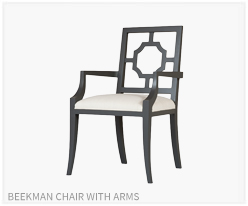 Fine Furniture Beekman Chair With Arms