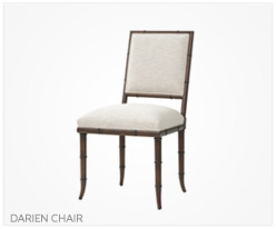 Upholstered Dining Chairs | Thibaut Fine Furniture