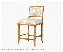 Fine Furniture Darien Counter & Bar Stool