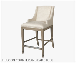 Fine Furniture Hudson Counter & Bar Stool