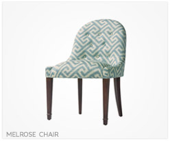 Fine Furniture Melrose Chair