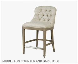Fine Furniture Middleton Counter & Bar Stool