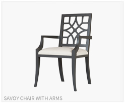 Fine Furniture Savoy Chair With Arms
