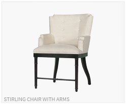 Fine Furniture Stirling Chair With Arms