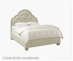 Fine Furniture Charleston Headboard