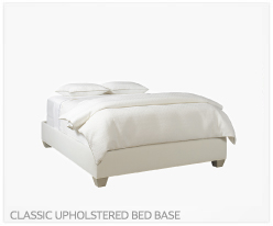 Fine Furniture Classic Upholstered Bed Base