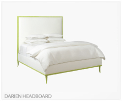 Fine Furniture Darien Headboard