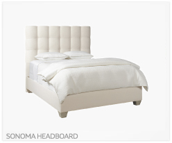 Fine Furniture Sonoma Headboard