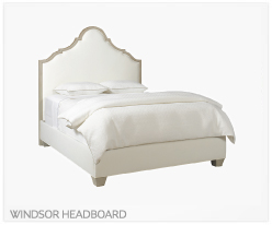 Fine Furniture Windsor Headboard
