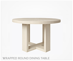 Fine Furniture Round Dining Table