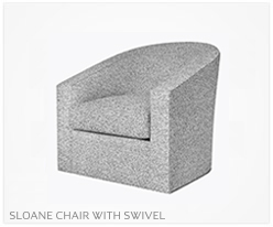 Fine Furniture Sloane Chair + Swivel