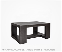 Fine Furniture Coffee Table with Strecher