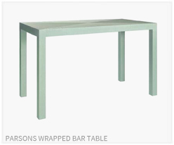 Occasional - Parsons pub table