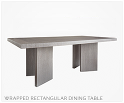 Fine Furniture Rectangular Dining Table