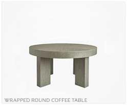 Fine Furniture Round Coffee Table