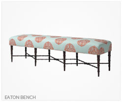 Fine Furniture Eaton Ottoman and Bench