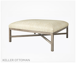 Fine Furniture Keller Ottoman