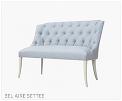 Fine Furniture Belaire Settee