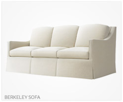 Fine Furniture Berkeley Sofa