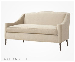 Fine Furniture Brighton Settee