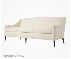 Fine Furniture Brighton Sofa