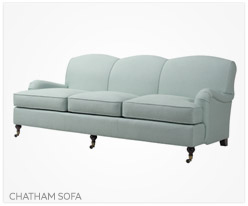 Fine Furniture Chatham Sofa