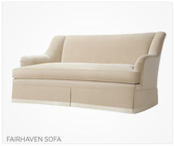 Fine Furniture Fairhaven Sofa