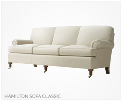 Fine Furniture Hamilton Sofa Classic
