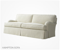 Fine Furniture Hampton Sofa