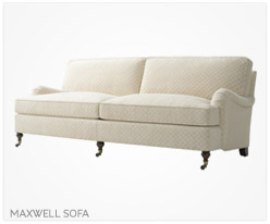Fine Furniture Maxwell Sofa