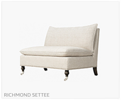 Fine Furniture Richmond Settee