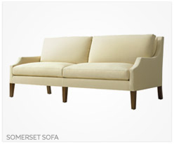 Fine Furniture Somerset Sofa