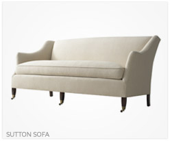 Fine Furniture Sutton Sofa