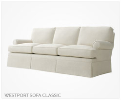 Fine Furniture Westport Sofa Classic