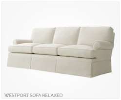 Fine Furniture Westport Sofa Relaxed