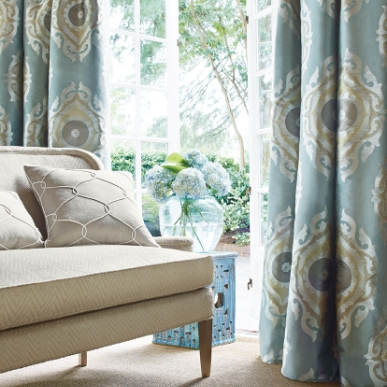 Thibaut Design French Suzani from Rue de Seine Collection
