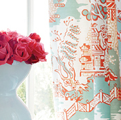 Cover photo for collection Chinoiserie Fabric