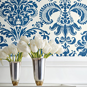 Cover photo for collection Damask Wallpaper